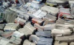 С начала года на Кубани собрали 6 тонн макулатуры