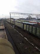 Украинские радикалы перекрыли железную дорогу из России
