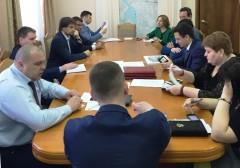 В Невинномысске обсудили вопросы капремонта спортивно-культурного комплекса «Олимп»