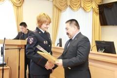 Полицейские Калмыкии провели акцию