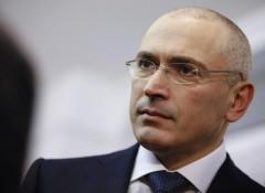 Ходорковский покинул пост председателя «Открытой России»