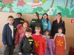 Необычные уроки дорожной безопасности накануне прошли в реабилитационных центрах и детских домах Степновского и Георгиевского района Ставрополья