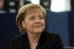 Впервые с сентября 2015 года рейтинг Меркель поднялся до 60%
