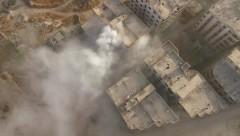 В результате взрывов рядом с кладбищем в Дамаске погибли 40 человек