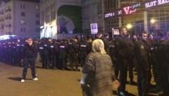 40 человек задержаны в Батуми за участие в беспорядках