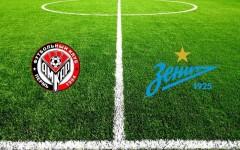 Петербургский «Зенит» проиграл «Амкару» в 19-м туре РФПЛ