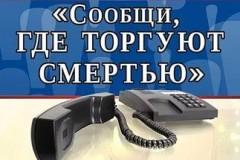 Невинномысск присоединился к всероссийской акции «Сообщи, где торгуют смертью»