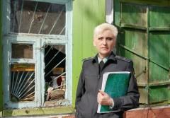 В Краснодаре приставы-исполнители переселили пожилую женщину-инвалида