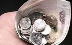 Средняя зарплата в России в 2 раза меньше, чем по официальным данным
