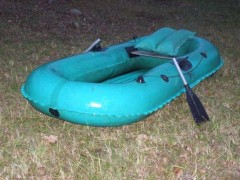 В Калмыкии двое подростков подозреваются в краже лодки