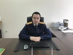 В Невинномысске главным следователем стал Виктор Наумов
