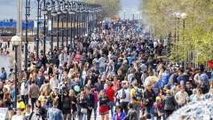 На Кубани сегодня проживают около 5,6 миллиона человек