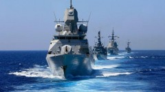 В Одессу прибыли четыре корабля противоминной группировки НАТО