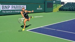 Победительницей теннисного турнира Paribas Open станет россиянка
