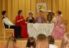 В Невинномысске прошел фестиваль школьных театральных постановок
