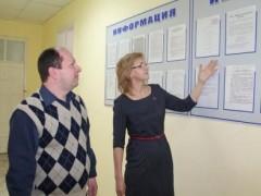 В Староминском районе общественники проверили отдел по вопросам миграции