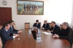 Дон и Крым будут сотрудничать в сферах сельского хозяйства и экологии
