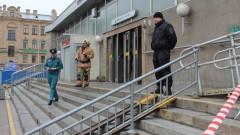 В Петербурге снова закрыта станция метро «Сенная площадь»