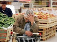 В некоторых регионах России продукты подорожали на 37% за пол года
