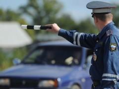 В Сочи задержали пьяного водителя, ранее лишенного прав