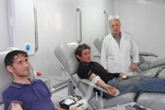 Донорская акция прошла в Невинномысске