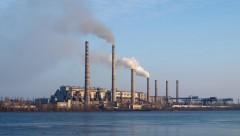 Власти Украины остановят работу четырех крупнейших ТЭС