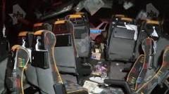 При ДТП с автобусом под Рязанью двое погибли, 31 человек пострадал