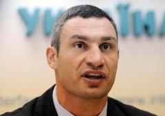 В Киеве начали сбор подписей за досрочную отставку Кличко