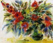 В Краснодаре открылась выставка «Русский этюд. 1940-е-2010-е годы»