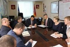 В Кущевском районе прошло заседание по вопросам использования сельхозземель