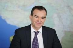 Рабочий день губернатора Кубани пройдет в Сочи