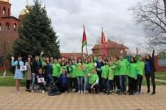 На Кубани стартовал «Эко-поезд волонтеров мира!»