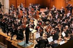 Российский национальный оркестр впервые выступает в Колумбии