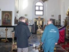 130 тысяч МЧСовцев будут обеспечивать безопасность во время Пасхи в РФ