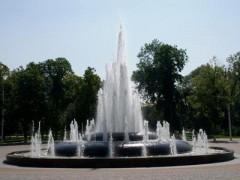 В Краснодаре в конце апреля начнется сезон фонтанов