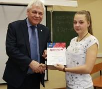 Воспитанница Поста № 1 Невинномысска стала лауреатом Всероссийского конкурса