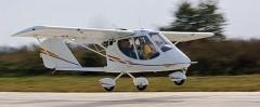 В Ростовской области совершил жесткую посадку самолет