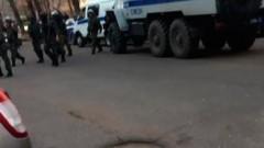В Хабаровске совершено вооруженное нападение на приемную УФСБ, есть жертвы