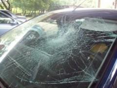Семейные разборки: элистинец повредил автомобиль бывшей супруги