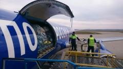 Самолет Почты России ТУ-204 совершил первый рейс в аэропорт «Казань»