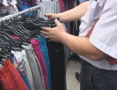 Житель Геленджика торговал контрафактными спортивными костюмами и кроссовками