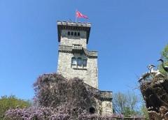 Знамя Победы водрузили на башне Ахун