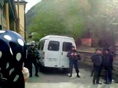 ЧП в Махачкале: мужчина бросил гранату около кафе, есть пострадавшие