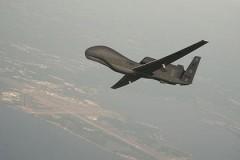 Над Черным морем засекли беспилотник США, летевший к России