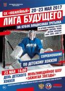 В Санкт-Петербурге пройдут соревнования по детскому хоккею «Лига Будущего»
