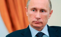 Путин считает, что Киев неспособен проводить Евровидение