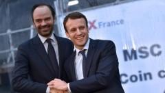 Новым премьер-министром Франции стал Эдуар Филипп