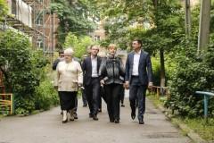 Мэр Краснодара призвал привлекать жильцов домов к контролю качества и сроков капремонта