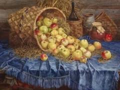 В Сочи покажут живопись Сергея Андрияки и его учеников