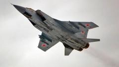 МиГ-31 перехватил противолодочный самолет НАТО у границы России